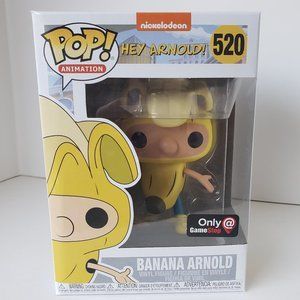 Funko Pop! Animation: Hey Arnold! - Banana Arnold